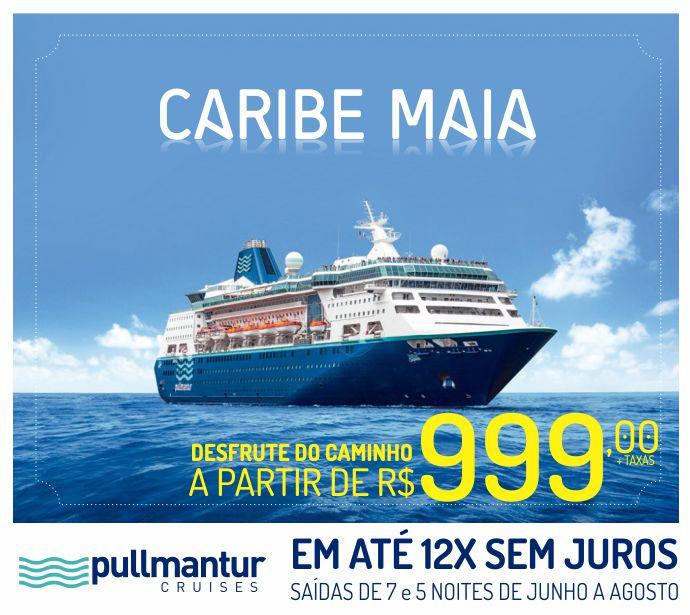 df58cfc8e8 Cruzeiros - Pullmantur Caribe Maia - SWELLSUL